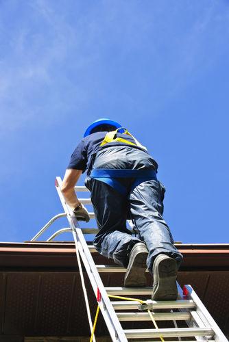 Ladder safety equipment