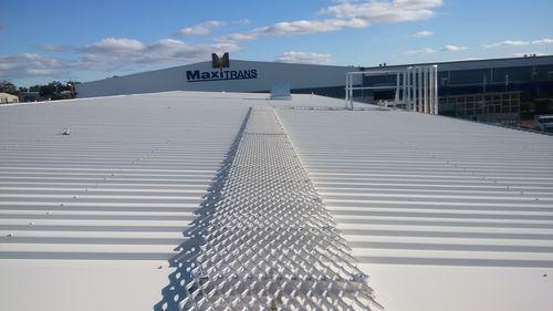 MAZDA Project - Walkway
