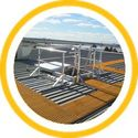 Guard Rail & Walkway Systems