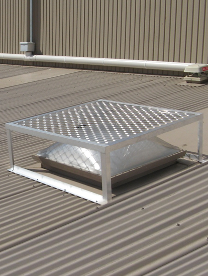 RAISED SKYLIGHT PROTECTOR 1650mm