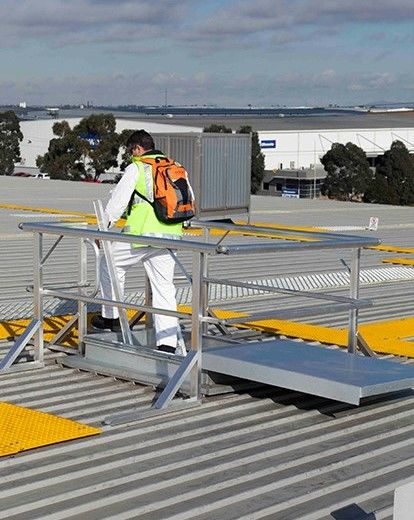 skydore roof access sliding hatch