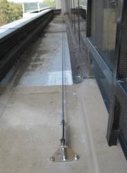 TRAVEL8 Concrete Mount Static Line System  SL2