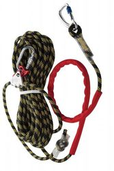ZERO PROT 3 POSITIONING ROPELINE AND ROPE GRAB 15M