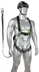 ZERO Tradesman Harness/Lanyard Set - With Snap Hooks