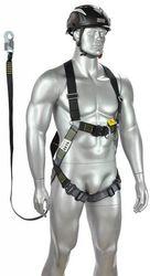 ZERO Tradesman Harness/Lanyard Set - With Snap Hooks