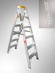 GORILLA - Dual Purpose (Double sided) Ladder 150Kg Industrial
