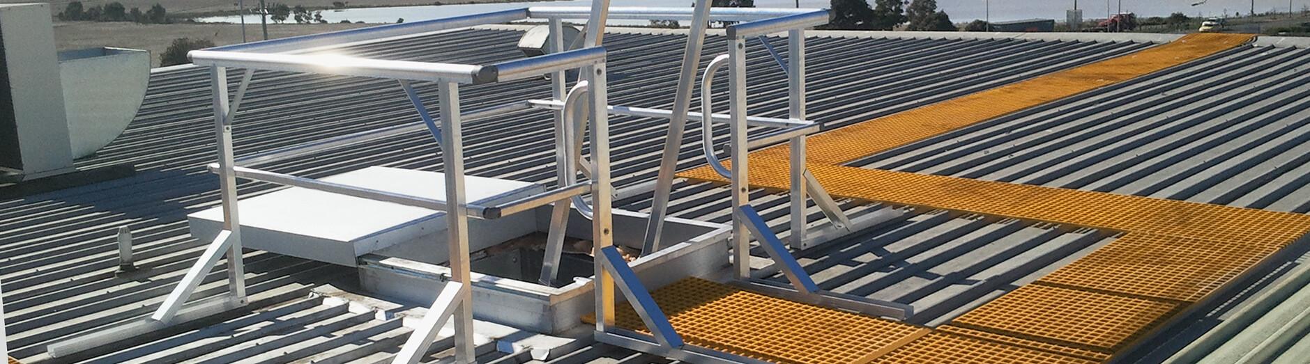 Access Hatches & Guard Rails